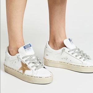 🧡SALE🧡 Golden Goose Hi Star Sneakers